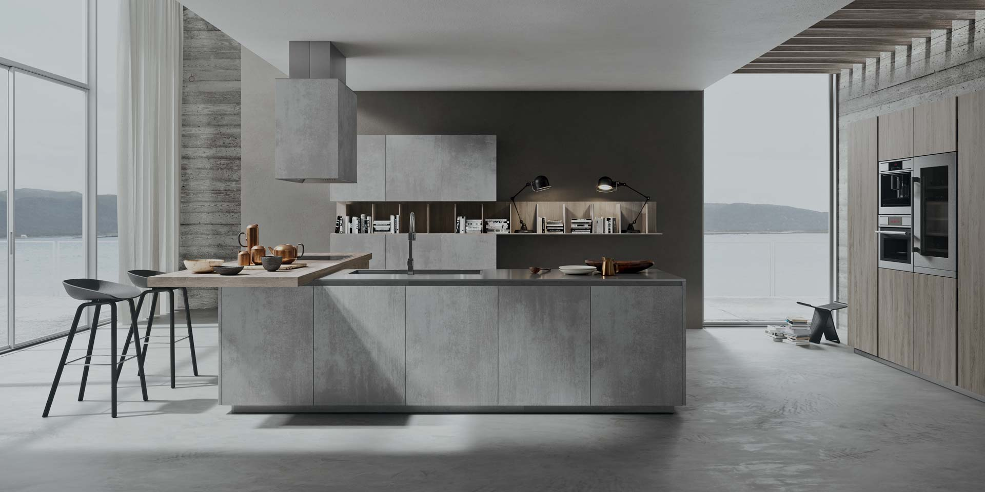2 1 System A New Design For Your Modern Kitchen