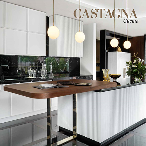 The Castagna Cucine Elite Collections