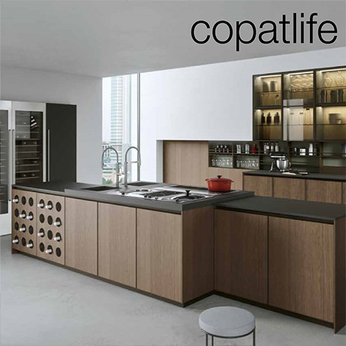 The Copat Life Kitchen Modern Systems