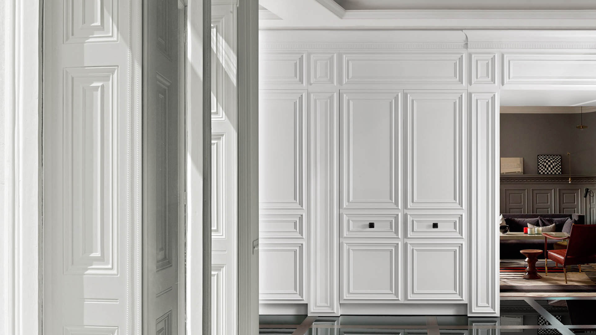 Roma Wall Panelling Classic Equilibrium