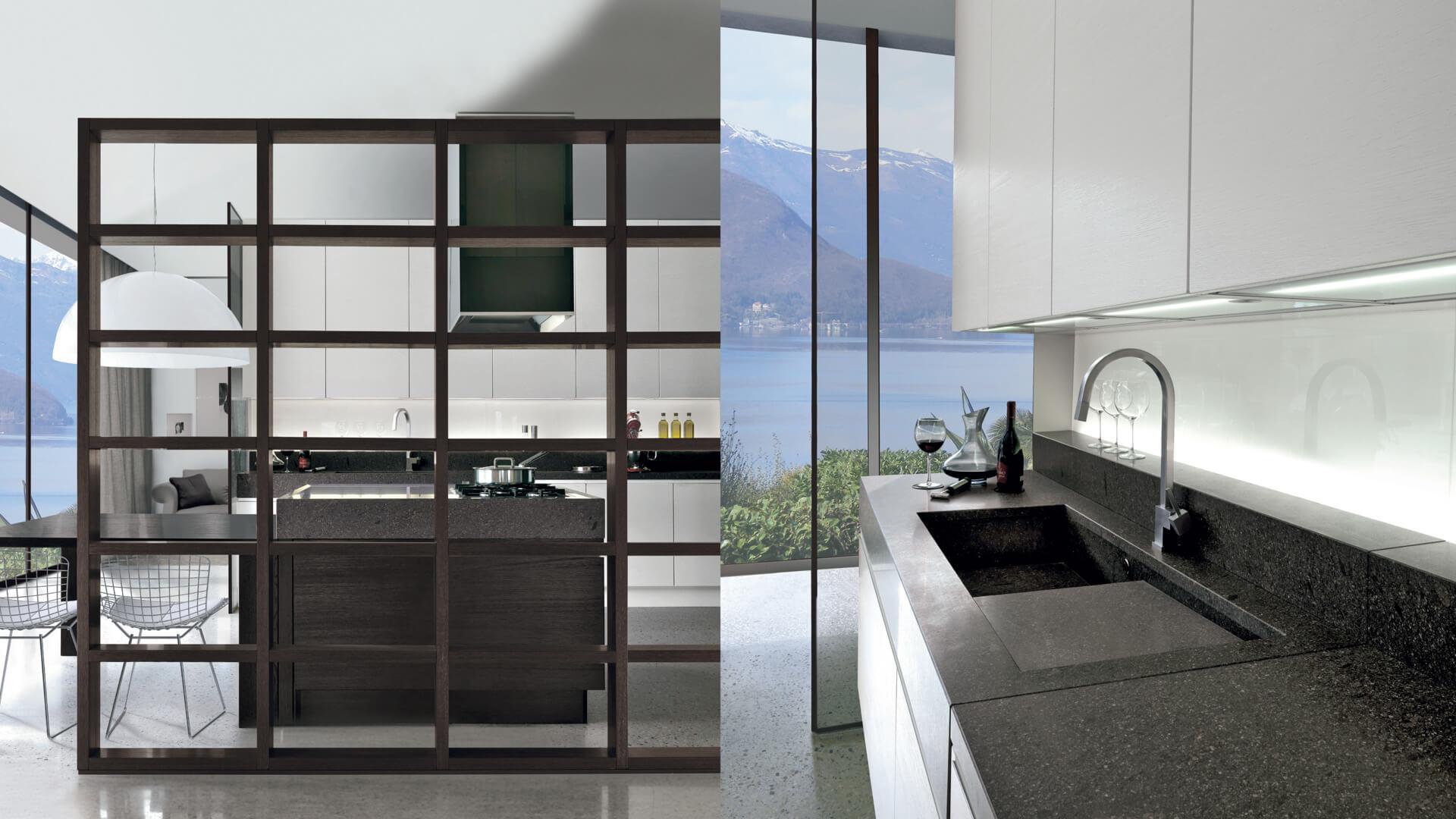 Italian Kitchen Lux Style