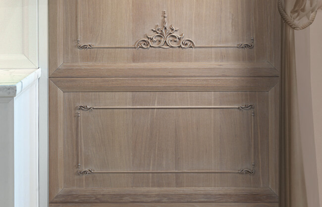 Princess Wall Panelling
