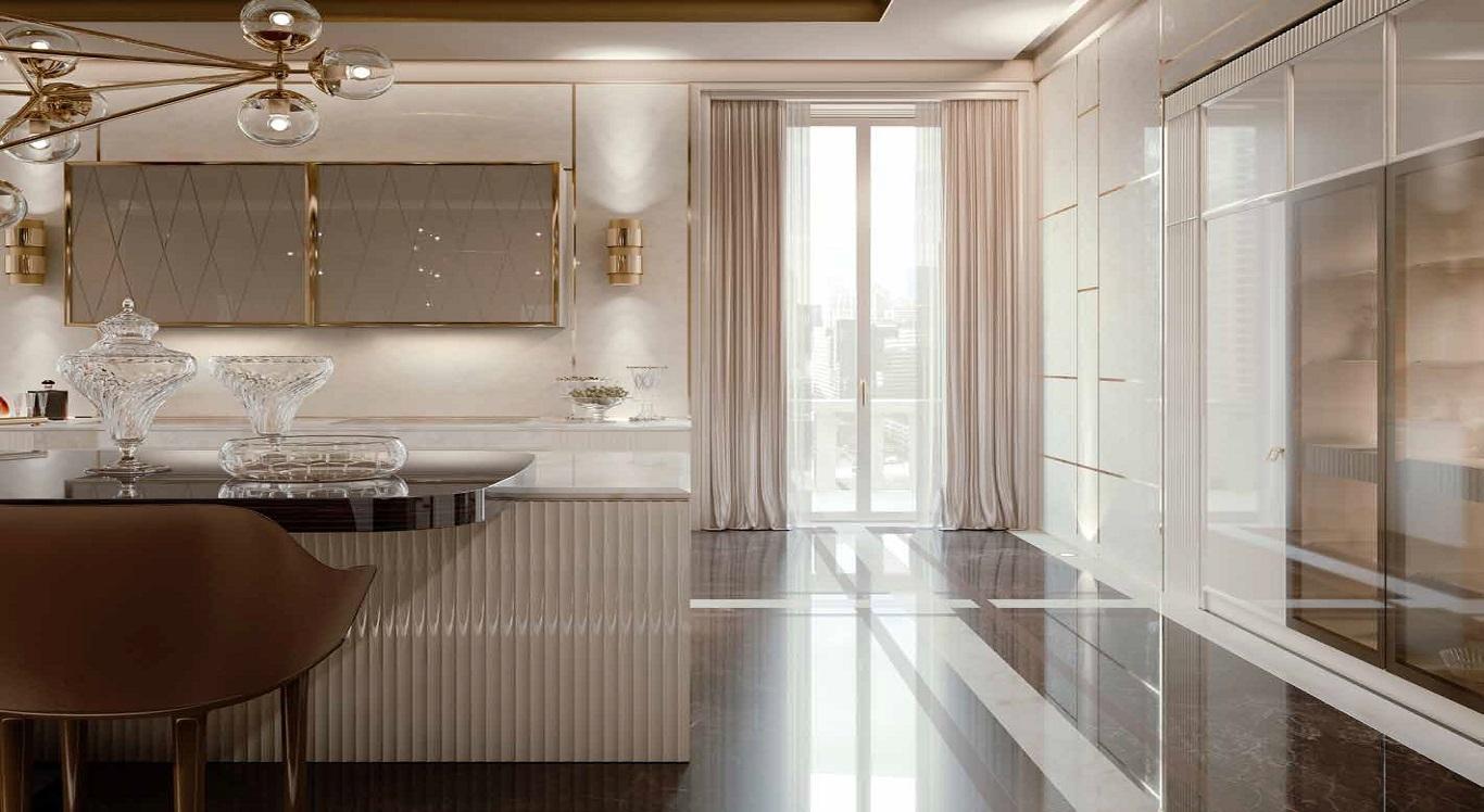 Art Deco Italian Kitchens Soul Deco